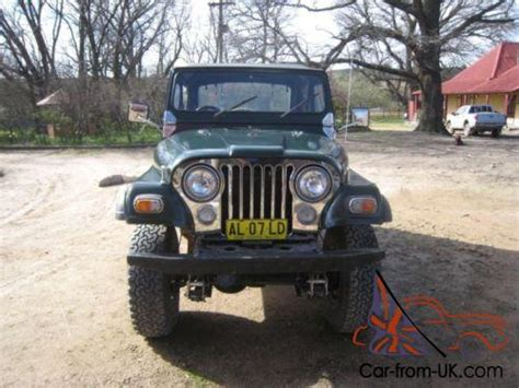 jeep cj7 for sale australia custom jeep cj7 renegade in nsw