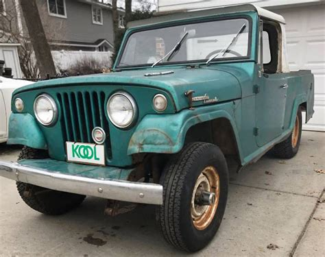 jeep commando kool commando 1967 jeepster commando