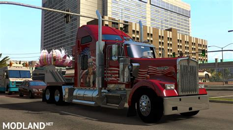 mod games american truck simulator trucks mod for american truck