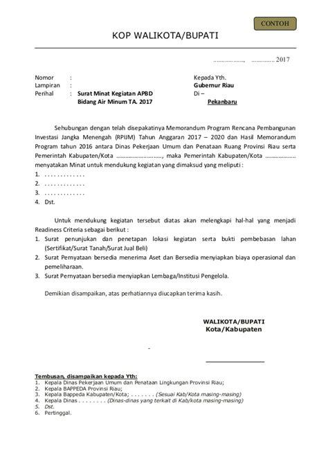 Contoh Surat Penawaran Barang Dalam Bentuk Block Style by Contoh Surat Format Block Style