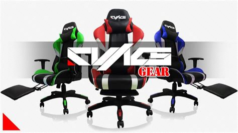 kursi gaming keren murah cuaks gear gaming chair