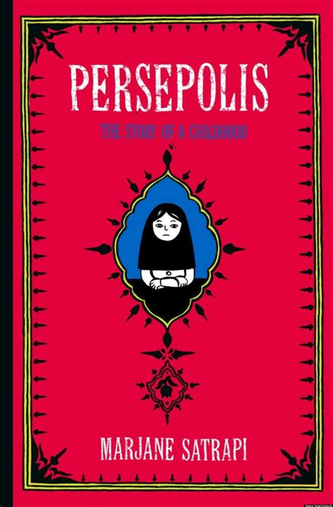 A Novel In A Year by Cps Persepolis Ban Marjane Satrapi S Graphic Novel