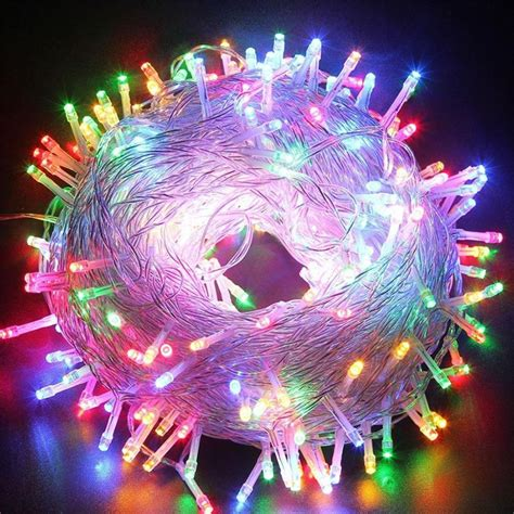 100m lights led string lights 100m 600 led light for