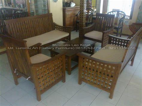 Kursi Tamu Minimalis 3211 kursi tamu minimalis jati jepara leo kotak type 3211 ud lumintu gallery furniture