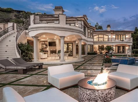 house design los angeles 9 495 million mediterranean mansion in los angeles ca