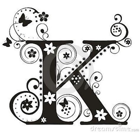 letter k via www dreamstime com kristen s k s