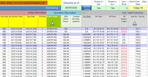 aplikasi untuk membuat jadwal kegiatan aplikasi excel untuk menyusun jadwal produksi iyanzone