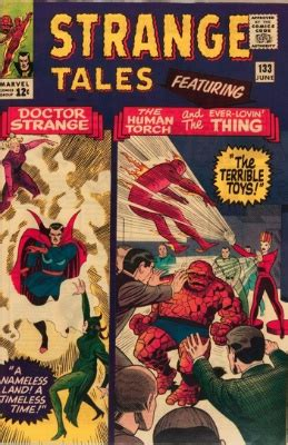 the arcade and other strange tales books dr strange marvel comics price guide