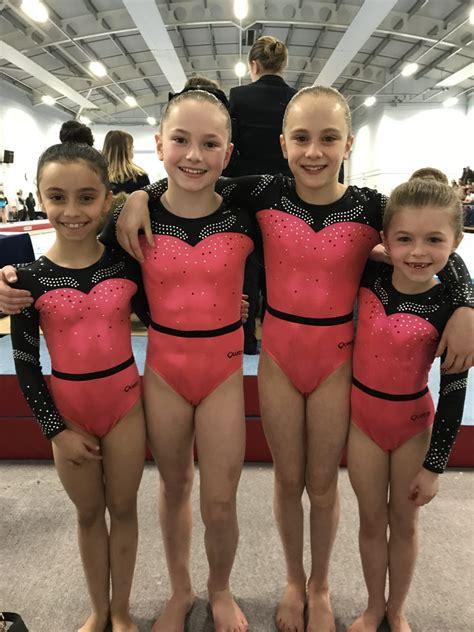 womens artistic squad wade gymnastics club
