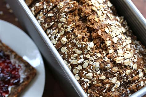 whole grains nuts and seeds vollkornbrot german whole grain seed bread the daring