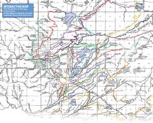 boulder county colorado map the ditch project 150 years of ditches boulder s