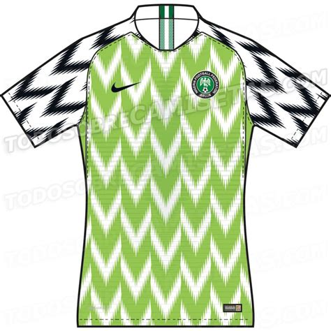 nigeria world cup nigeria 2018 world cup kits leaked todo sobre camisetas