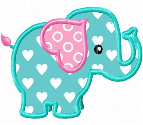 embroidery designs applique lil elephant applique machine embroidery design no 27