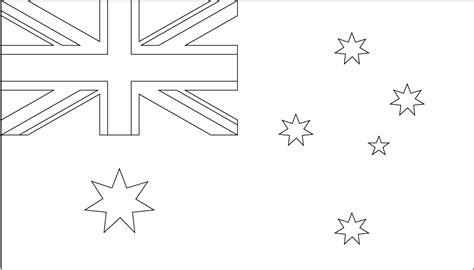 printable flags of the world black and white printable flag of australia www pixshark com images