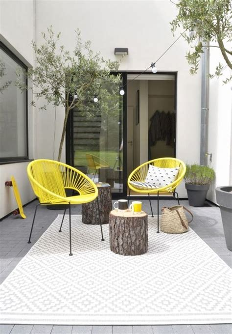 outdoor wohnzimmer design patio con sillas acapulco outdoor spaces