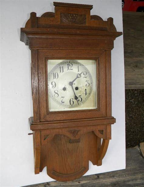 Freischwinger Uhr by 1910 Unrest Jugendstil Wanduhr Freischwinger Pendeluhr