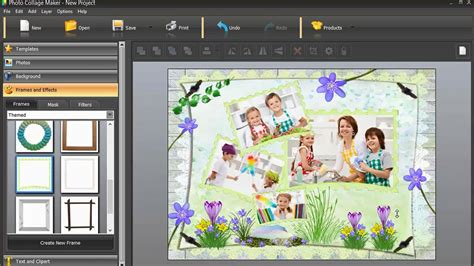 themes for photo montage family collage ideas www pixshark com images galleries