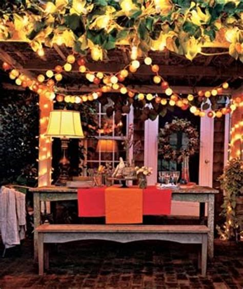 simple outdoor lights ideas electric lights 4 creative outdoor lighting ideas real