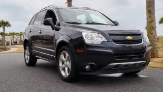 2014 chevrolet captiva sport information and photos