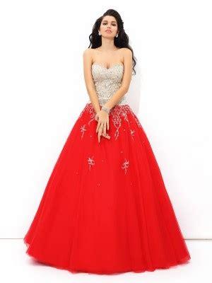 ball gown sweetheart beading sleeveless long organza
