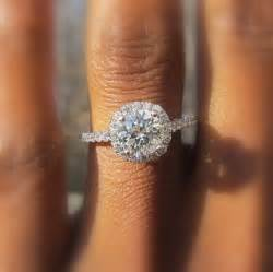 ring with thin band future wedding