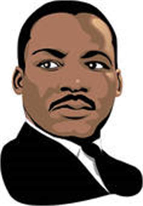 Clipart Martin Luther King martin luther king