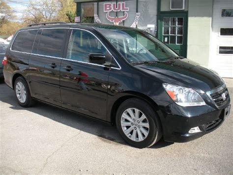 2006 Honda Odyssey Touring With Navigation And Dvd Tv