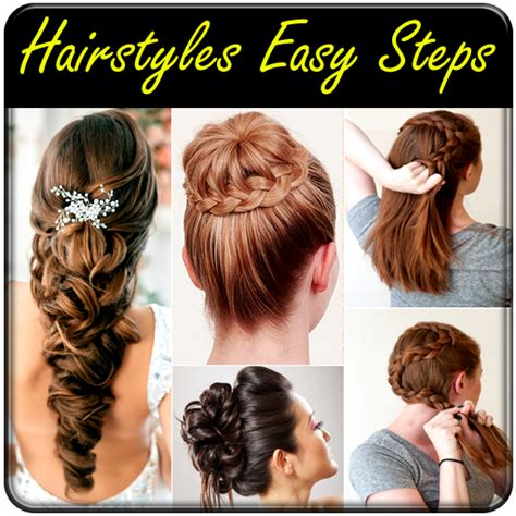 Hairstyles For Hair Step By Step by Hairstyles Easy Hairstyles Step By Step Hair Styles