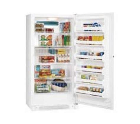 frigidaire 21 cu.ft. upright freezer