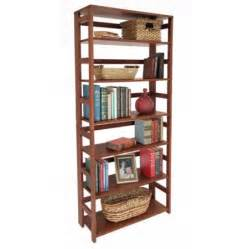 Where To Buy Bookcases Deals Flip Flop 6 Shelf Folding Bookcase Buy