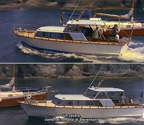 boat movies movie quot pierrot le fou quot 1965 what boat is that boat