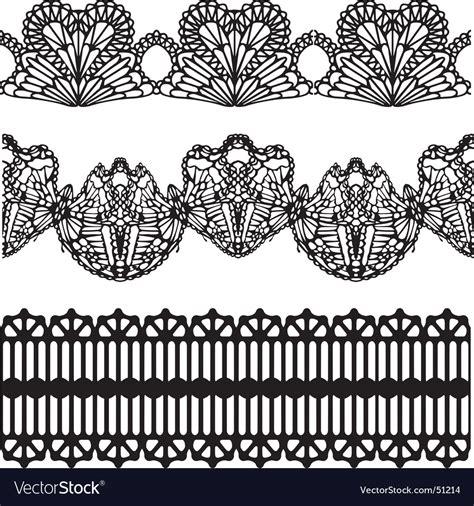 henna tattoo abwaschen 100 lace design vector by blackm seamless black