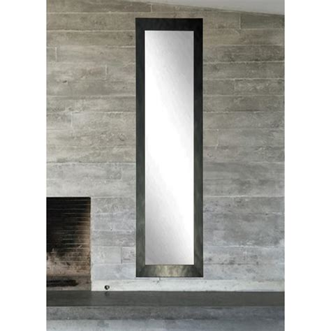 full wall bathroom mirror weathered beach full length wall mirror bm23thin the
