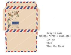 printable vintage envelope 1000 images about envelopes on pinterest envelope