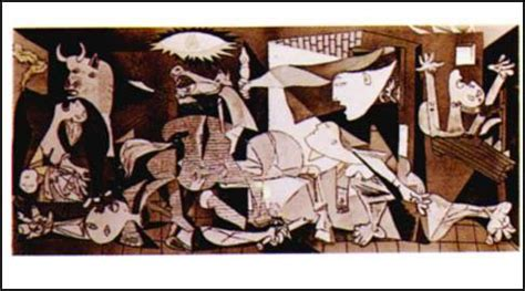 picasso paintings ww2 guernica