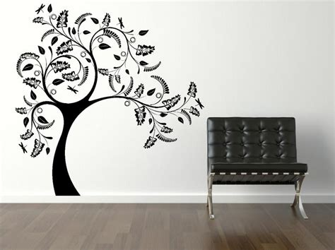 large tree wall decal new top sale photo stickers removable home decor
