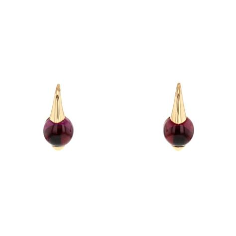 pomellato m ama non m ama pomellato m ama non m ama earring 332553 collector square