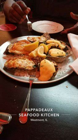 Pappadeaux Seafood Kitchen Westmont Il 60559 by Oyster Duo Soooo Both Delicious Picture Of