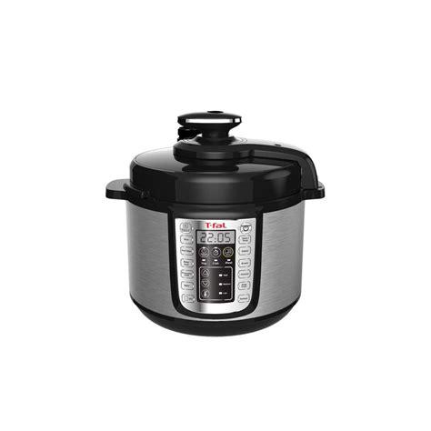 Kitchen Living 6 Quart Pressure Cooker Reviews T Fal 6 Qt Pressure Cooker Cy505e51 The Home Depot