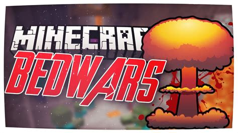 bed wars minecraft bed wars b 246 l 252 m 1 server laglı youtube