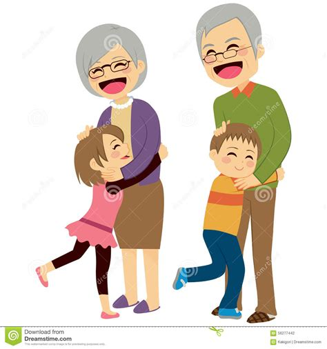 clipart nonni grandparents clip www pixshark images