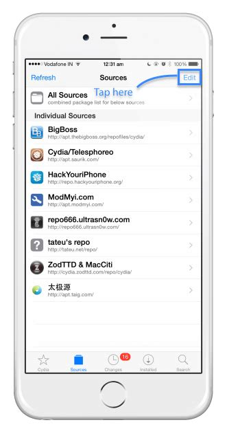 iphone game mod cydia sources download paid cydia tweaks free