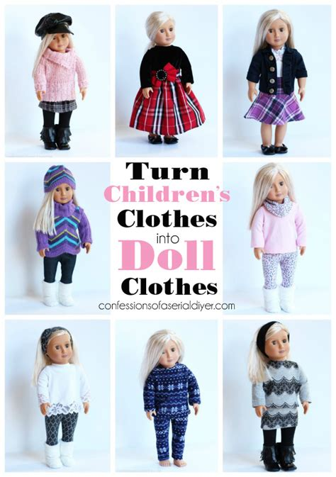 turn into doll turn children s clothes into doll clothes