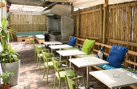 the backyard grill lounge in cape town