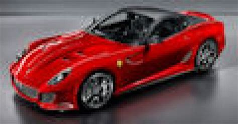Der Schnellste Ferrari by Ferrari 599 Gto Der Schnellste Serien Ferrari Aller