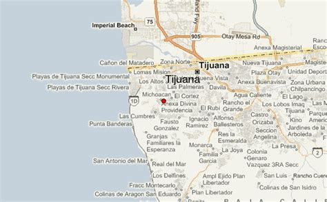 Tijuana Location Guide