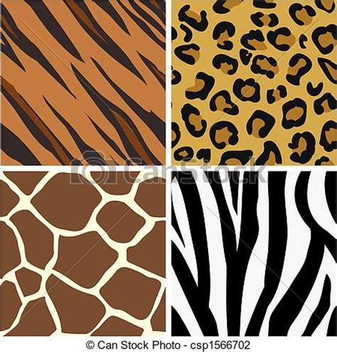 tiger pattern seamless vector vector illustration of seamless tiling animal print