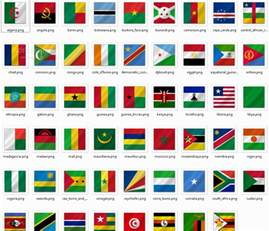 colors of africa bernie s odyssey why do flags all