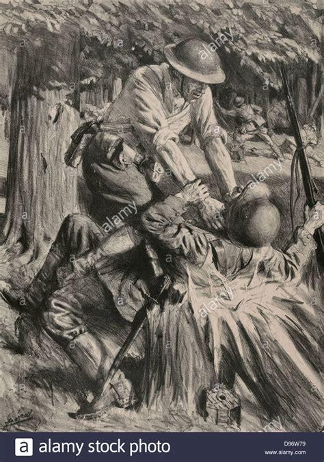 belleau woods au bois belleau in belleau wood american soldier
