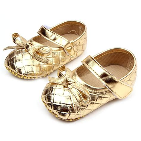 Tas Wanita New 638 K4 newborn shoes walkers with bow baby shoes branded retail infantil shoes in